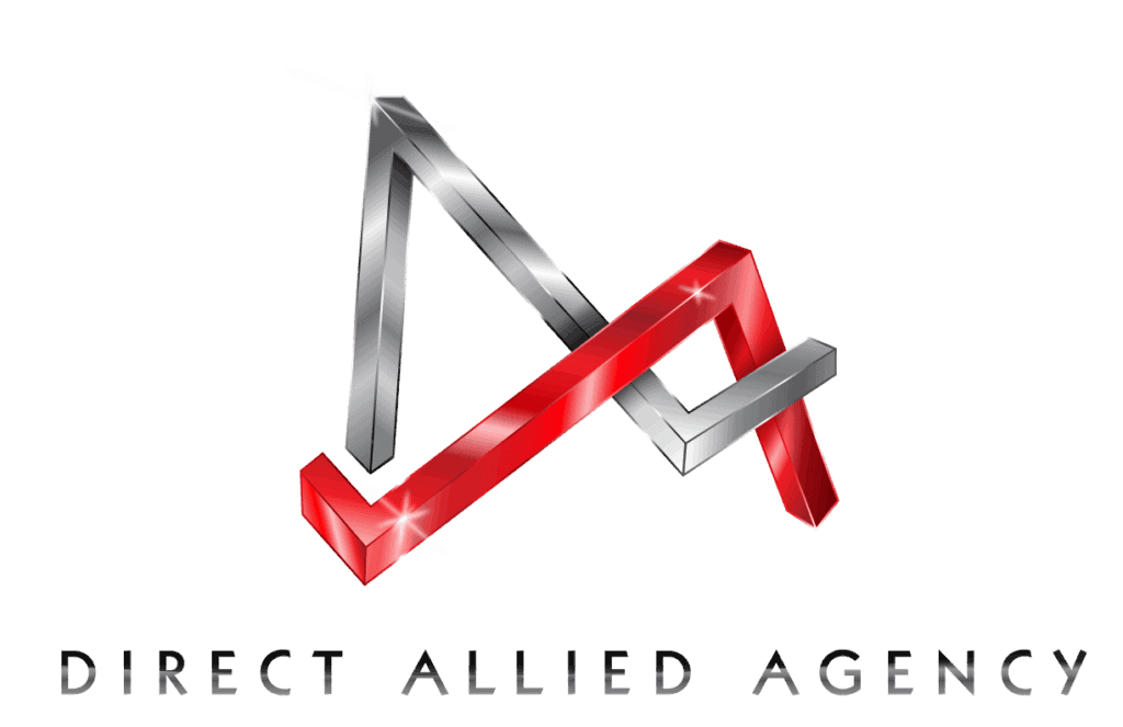 The official logo for Direct Allied Agency